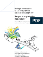 Outreach Methodologies Heritage Interpreters Handbook