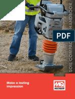 Soil Compaction Handbook [short booklet] (Multiqip)