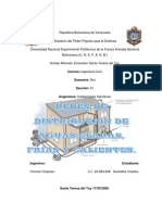 Informe unidad I (Daniellhe Charles)