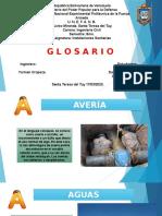 Glosario Terminos de instalaciones sanitarias(Daniellhe Charles)