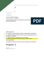 Evaluación Unidad 01. Derecho Mercantil y Sociedades
