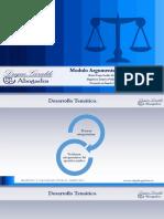Modulo Argumentación Jurídica Maestria en Derecho Santo Tomas
