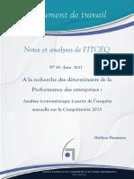 recherche-determinants-performance-des-entreprises