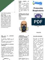 Qué es la protección respiratoria.ppt