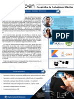 DIPLOMADO IN Desarrollo de Soluciones Móviles