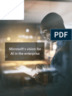 DigitalTransformation-MSFTvisionforAIintheenterprise