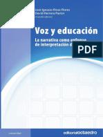 171.-Voz y Educacion