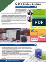 DIPLOMADO IN Database Developer