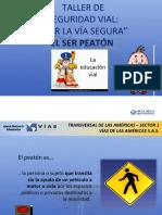 El Ser Peatón-niños.ppt
