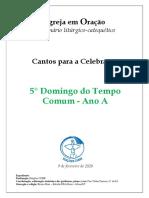 5º Domingo TC_A.pdf