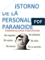 PARANOIDE