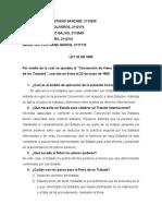 CUESTIONARIO CONVENCION DE VIENA