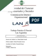 Tp Comunicacion Interna de Lan Argentina