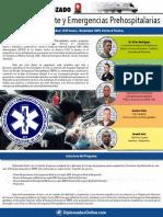TÉCNICO IN Atención de Emergencias Prehospitalarias