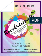 CURSOS Y TALLERES REVOLUCIONATE SPA