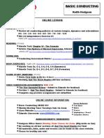 basic conducting online lesson plan 3 24