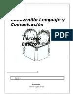 Cuadernillo tercero Basico lenguaje (cuento)