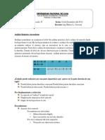 Análisis Sintáctico Ascendente y Análisis Sintáctico Descendente(Jenny Imacaña F.)
