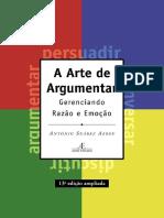 ABREU, Antonio Suarez. A Arte de argumentar