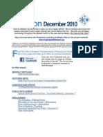 December 2010 InMotion Newsletter