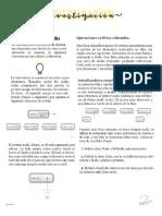 investigacion listas en estructura de datos