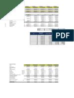 Presupuesto de efectivo Proyecto