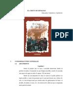 EL CRISTO DE ESPALDAS(analisis)Ç