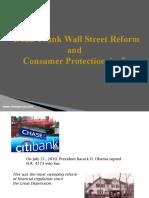 Finance Reform Act
