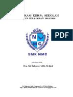 PROGRAM  KERJA SMK NATIONAL MEDIA CENTER