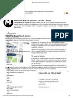 Mapa del metro de Rio de Janeiro, Brasil.pdf