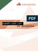 numerisation