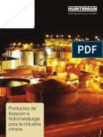 Flotation & Hydrometallurgy Pdts for the Mining Industry_ Spanish_Oct 2015.pdf