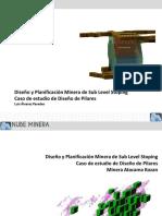 Caso de Estudio de Diseño  de Pilares  SLS