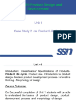 Case study 2 on Product  Life Cycle.pptx