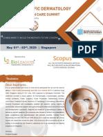 Dermatology Conference 2020