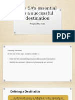 Topic 3 The 5A's essential to a successful destination.pptx