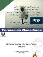 EPIDEMIOLOGIA MALARIA , CHAGAS Y LESHMANIA