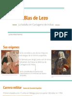 Unidad 3 Blas de Lezo - Juanita Alzate