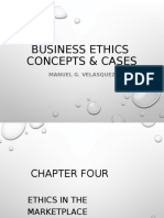 Business Ethics_Chp4
