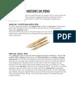 History of pen.docx
