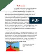 Volcano Explanation 1