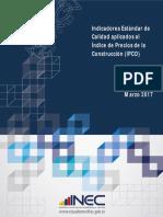 12. Indicadores estandar de Calidad IPCO.pdf