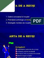 ARTA DE A REUSI 2020.ppt