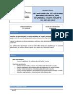 INFORME DE TARJETERO MATERNONEONATAL, MAPA PARLANTE Y SALA SITUACIONAL JULIO