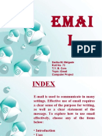 PPT on Email