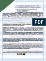 SEGURO DE DEPOSITOS COOPERATIVOS 2019 WCH