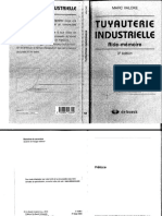 Tuyauterie industrielle (Aide-memoire)-3e edition