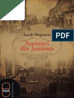 Iacob-Negruzzi_Amintiri-din-Junimea