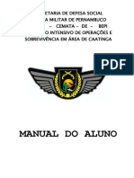 MANUAL DO ALUNO - 28º CIOSAC 2019-1