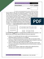 FILOSOFÍA. UD8. COMENTARIO DE TEXTO-